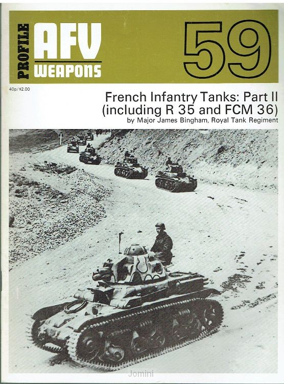 French Infantry tanks: Part II