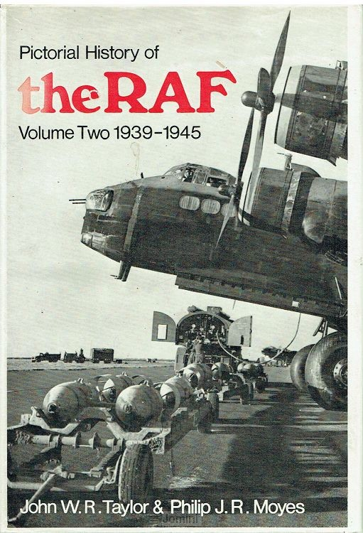 Pictorial history of the RAF
