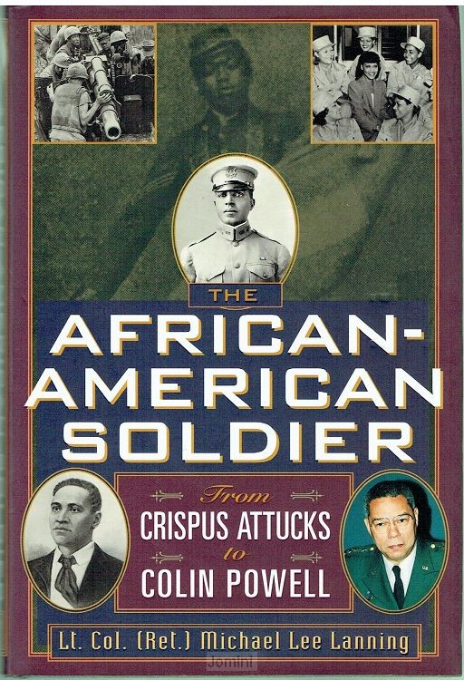 The African-American soldier