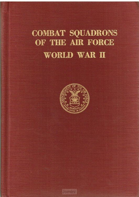 Combat squadrons of the air force