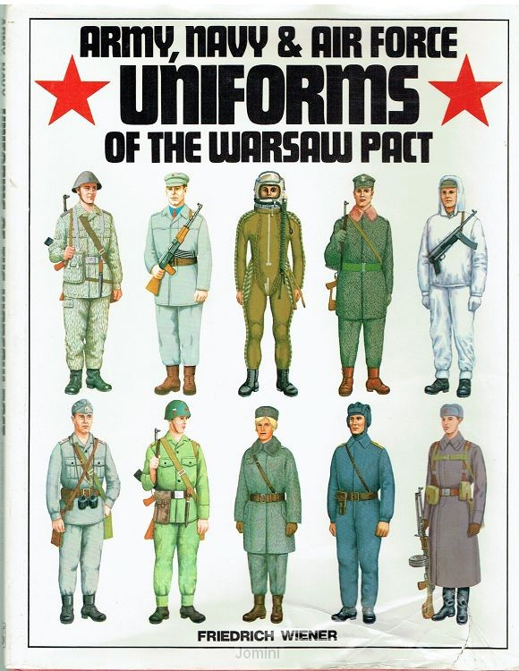 Uniforms of the Warsaw Pact
