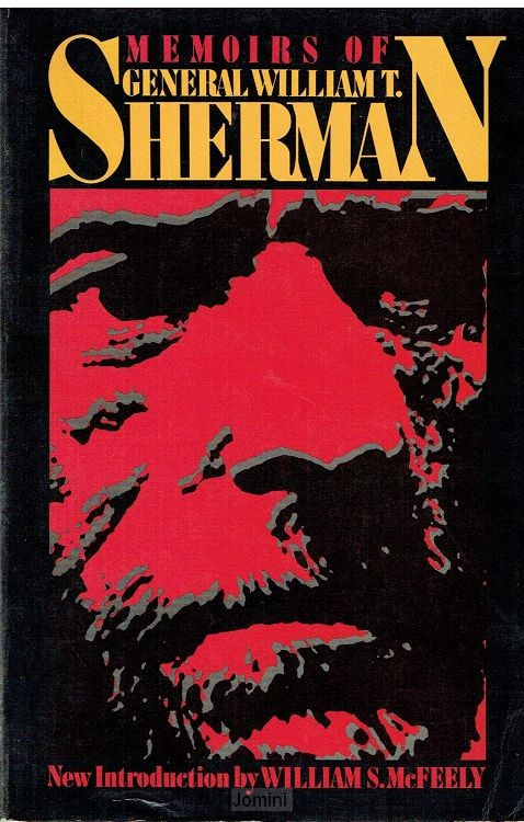 Personal memoirs of William T. Sherman