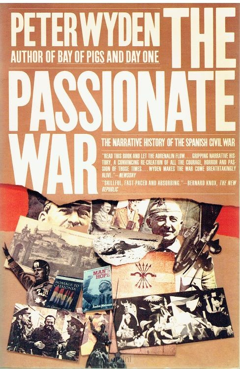 The passionate war