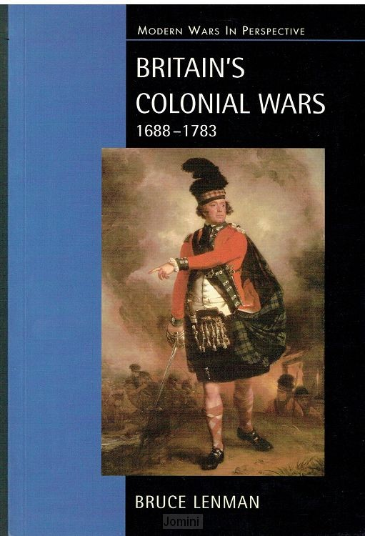 England's colonial wars