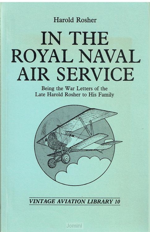 In the Royal Naval Air Service