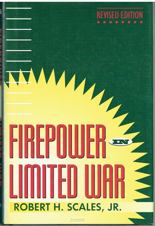 Firepower in limited war