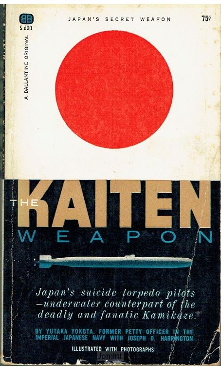 The Kaiten weapon