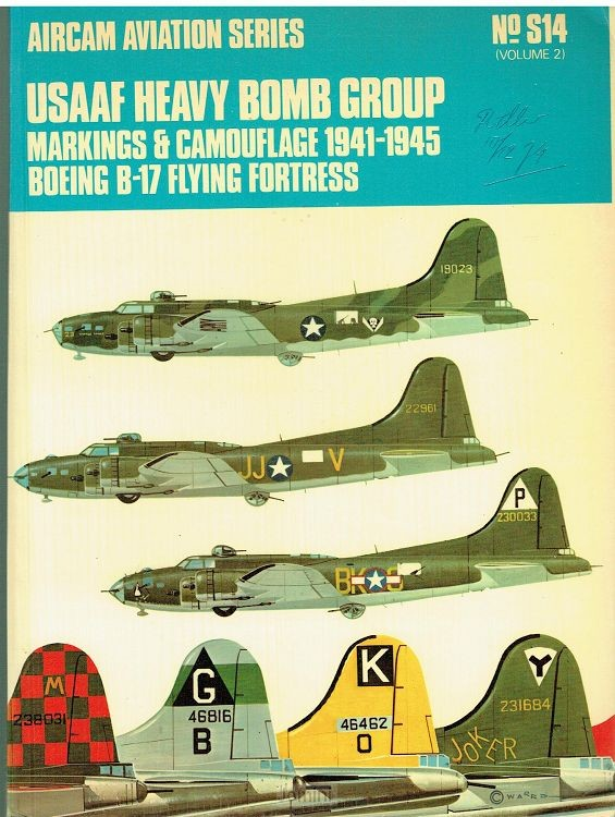 USAAF Heavy Bomb group