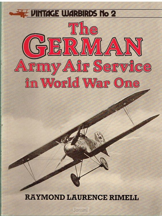 The German Army Air Service