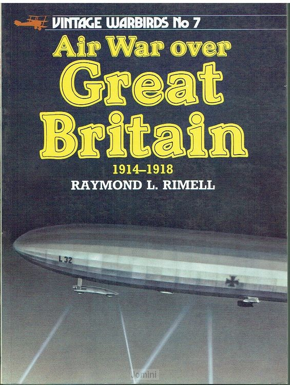 Air war over Great Britain