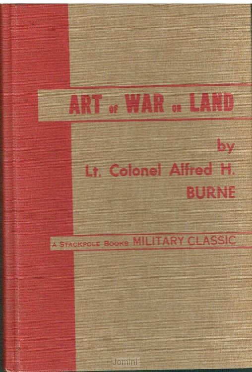 The art of war on land