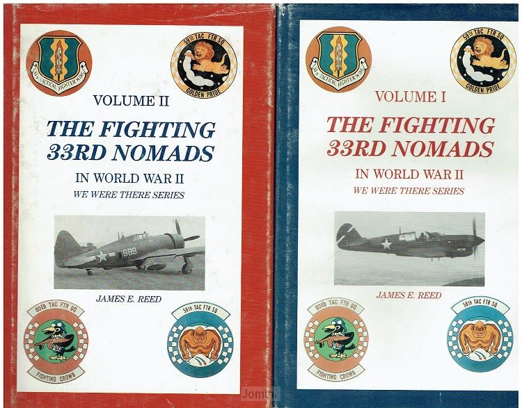 The fighting 33rd Nomads (2 Vols.)