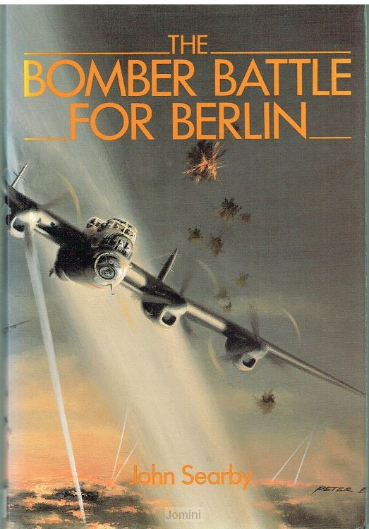The bomber battle for Berlin