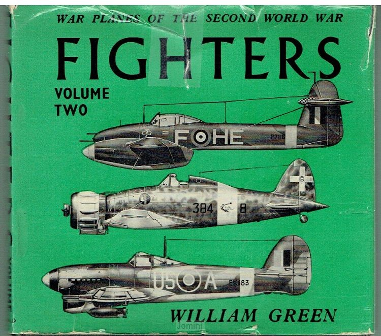 Warplanes of the second world war