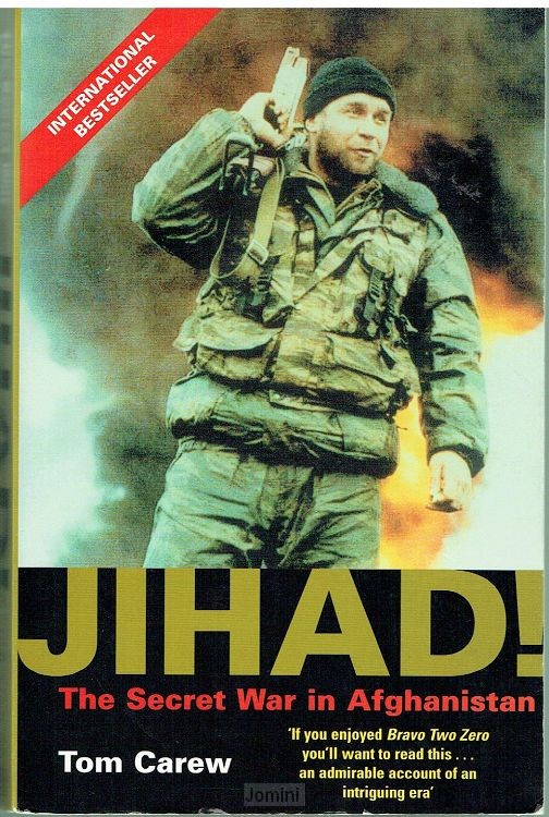 Jihad! The secret war in Afghanistan