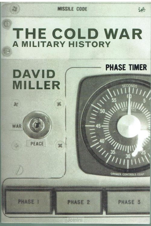 The cold war, a military history