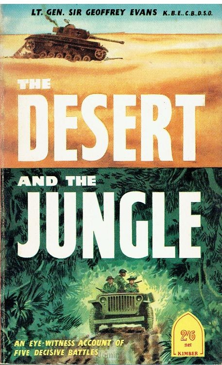The desert and the jungle