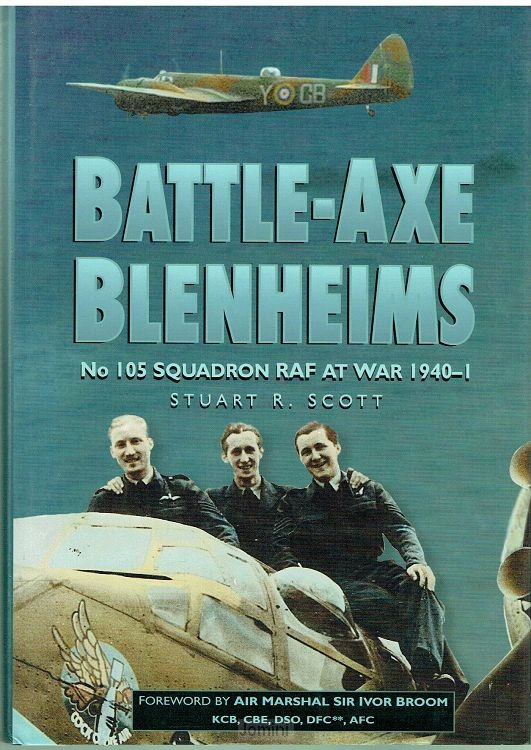 Battle-axe Blenheims