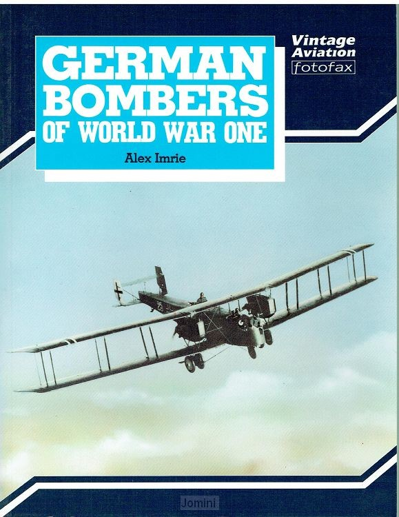 German bombers of world war one