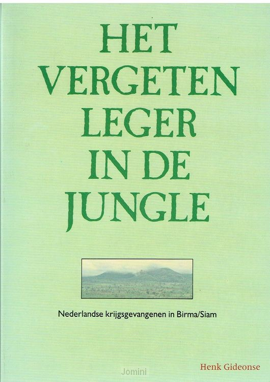 Het vergeten leger in de jungle
