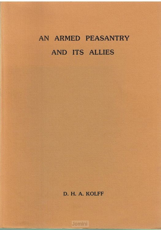 An armed peasantry and its allies