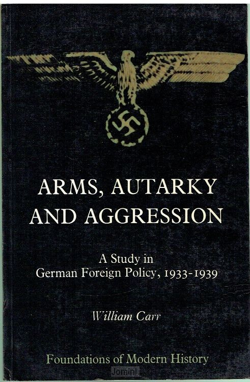Arms, Autarky and aggression