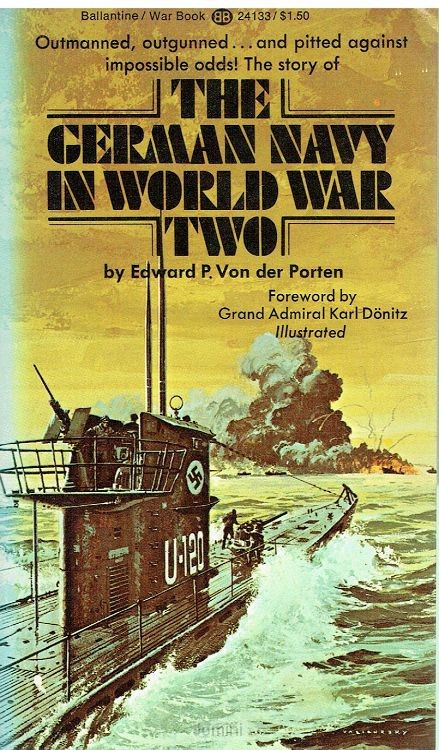 The German navy in world war two