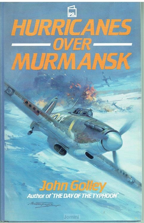 Hurricanes over Murmansk