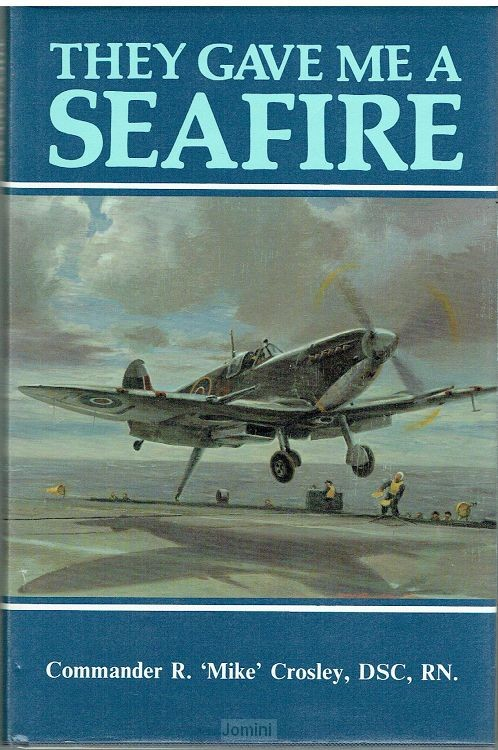 They gave me a seafire