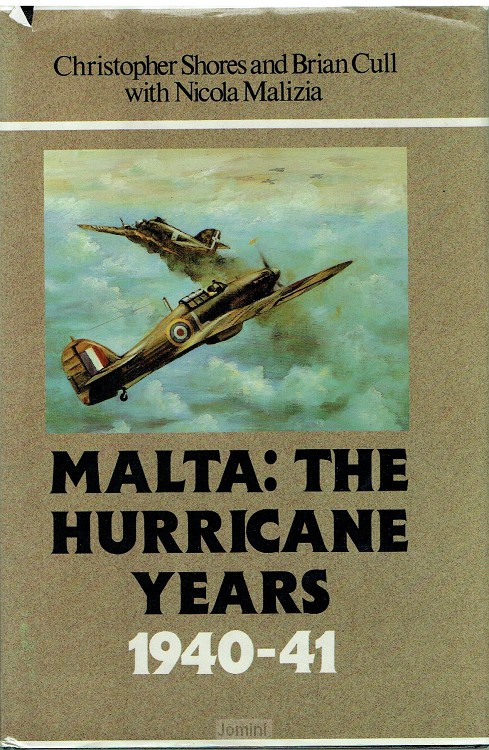 Malta: The Hurricane years